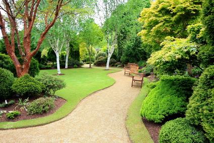 Création d'un jardin paysager dans les Yvelines