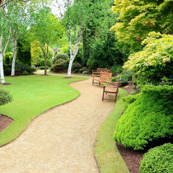 Aménagement bordures de jardins - Espace Verts et Jardins