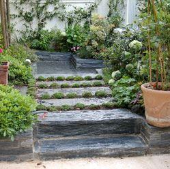 Un muret pour votre espace vert