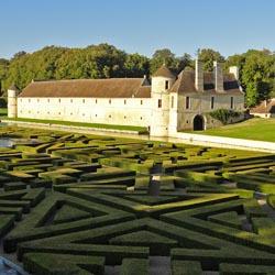 Temps des jardins les 4 et 5 juin au château de Villarceaux